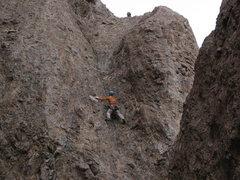 Rock Climbing Photo: mnlumberjack from hikearizona.com took this cool s...