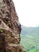 Rock Climbing Photo: The Gordian Knott.. Photo by Cath Suillivan