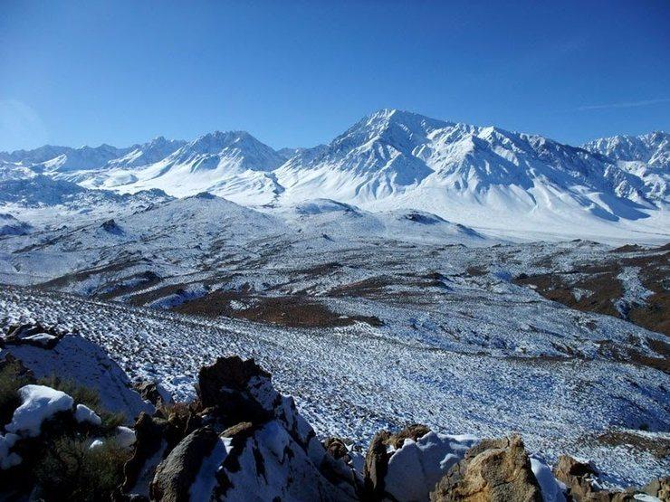 W from Tungsten Peak
