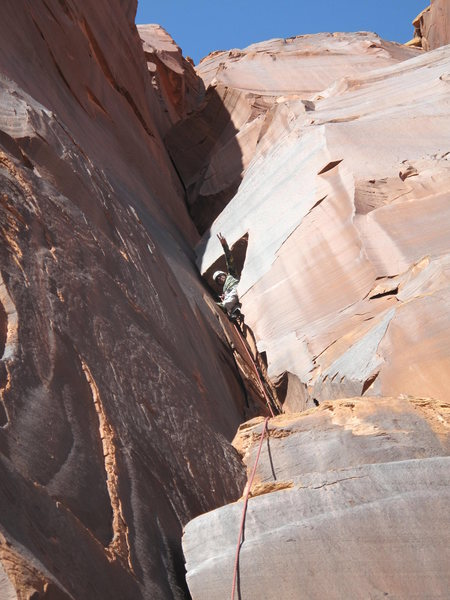 Rock Climbing Photo: this is the route plaqe on top of lil tower.. verv...