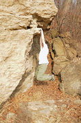 Rock Climbing Photo: Hangin Out