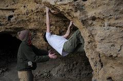 Rock Climbing Photo: maybe