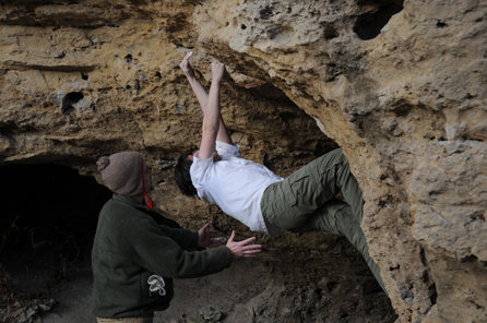 Rock Climbing Photo: possibly