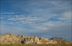Rock Climbing Photo: Granite Mountains, Mojave Preserve.Photo  by Blitz...
