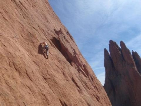 Rock Climbing Photo: GoG