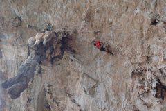 Rock Climbing Photo: no hands rests keep the pump at bay