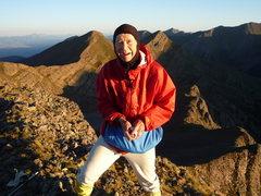 Rock Climbing Photo: Jack Eggleston on UN 13,028.