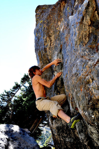 Rock Climbing Photo: Adam Keizer: Handicapps.