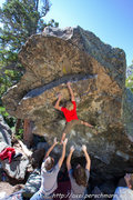 Rock Climbing Photo: Axel Perschmann.