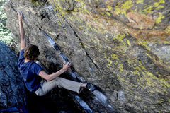 Rock Climbing Photo: Adam Keizer.