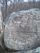 Rock Climbing Photo: Brain Wave