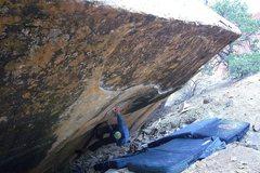 Rock Climbing Photo: Tabeuache V4