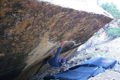 Rock Climbing Photo: Tabeuache V4