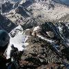 Descending Maroon Peak