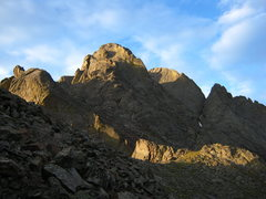 North Buttress (Crestone Peak)