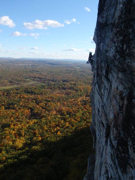 Rock Climbing Photo: The classic High E