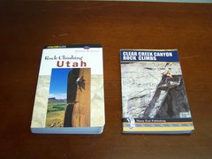 Rock Climbing Photo: Rock Climbing Utah, Clear Creek Rock Climbs