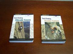 Rock Climbing Photo: Rock Climbing Eldorado Canyon, Rock Climbing Bould...