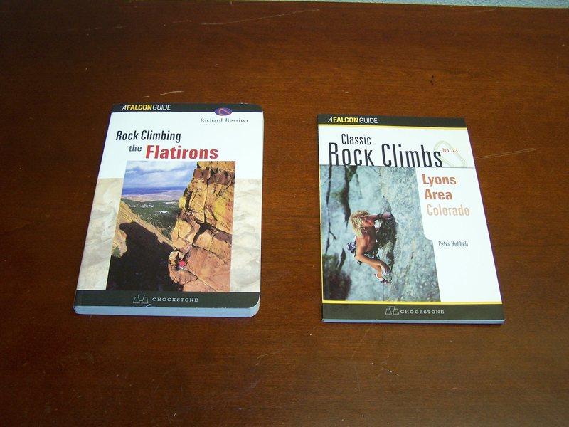 Rock Climbing Photo: Flatirons, Lyons