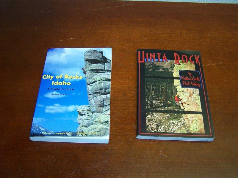 City of Rocks, Uinta Rock