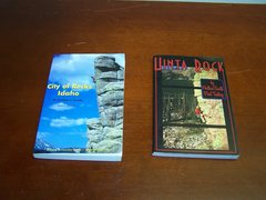 Rock Climbing Photo: City of Rocks, Uinta Rock