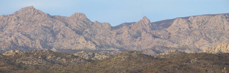 East of Catavina, Baja California