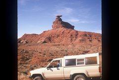 Rock Climbing Photo: On to the Moki Dugway...
