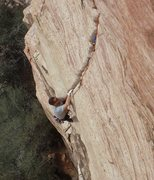 Rock Climbing Photo: Out of control 3