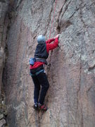 Rock Climbing Photo: Even climbable on a cooler day when your ice climb...