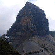 Rock Climbing Photo: Mt Dabajian viewed from the north