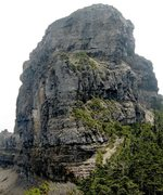 Rock Climbing Photo: Mt Dabajian viewed from the west