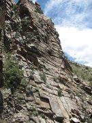 Rock Climbing Photo: Espalon