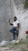 Rock Climbing Photo: The Midterm