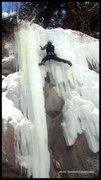 Rock Climbing Photo: Secret Probation in phat! Jan,, 2011.