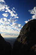 Rock Climbing Photo: Checking out the Valley View at the true Summit of...