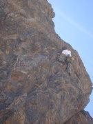 Rock Climbing Photo: Change of Scene (5.10a), NJC