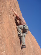 Rock Climbing Photo: Red Rock Canyon