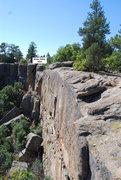 Rock Climbing Photo: cavewall