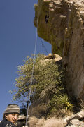 Rock Climbing Photo: Photo of the route.
