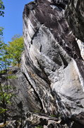 Rock Climbing Photo: the hardest routes at rumney...and some of the har...
