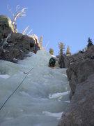 Rock Climbing Photo: the gully