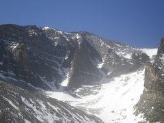 Rock Climbing Photo: the dreamweaver,mt meeker