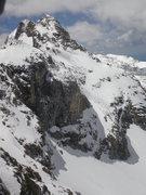 Rock Climbing Photo: teton gnar