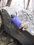 Rock Climbing Photo: Albatross