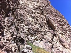 Rock Climbing Photo: Fresh rock near Gunnison