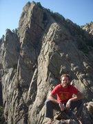 Rock Climbing Photo: Nothin finer