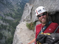 Rock Climbing Photo: Happy belay