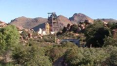 Rock Climbing Photo: New mine shafts presently under construction near ...