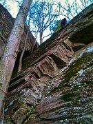 Rock Climbing Photo: Mormon Hollow western MA