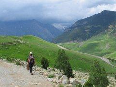Rock Climbing Photo: Pyrenes